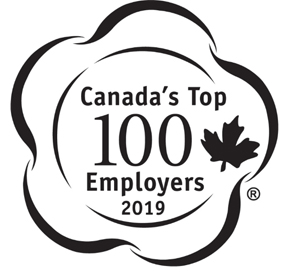 Canada's Top 100 Employers 2019